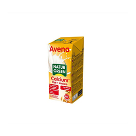 Bebida Avena/calcium 200ml ECO