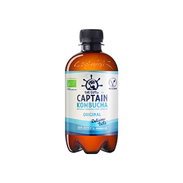 Té con kombucha original 400ml