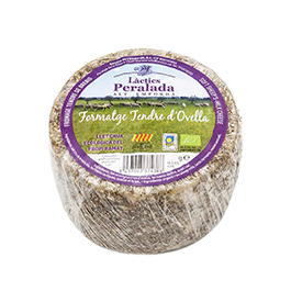 Queso oveja tierno 400g