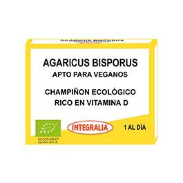 Agaricus Bisporus VIT D 30cap ECO