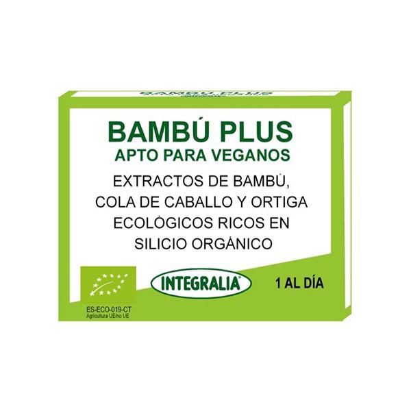 Bambú Silicio 30 cap