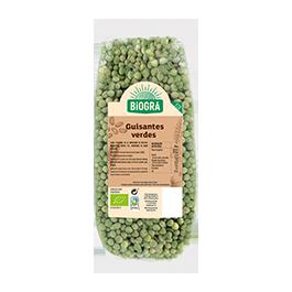 Guisantes verdes 500g
