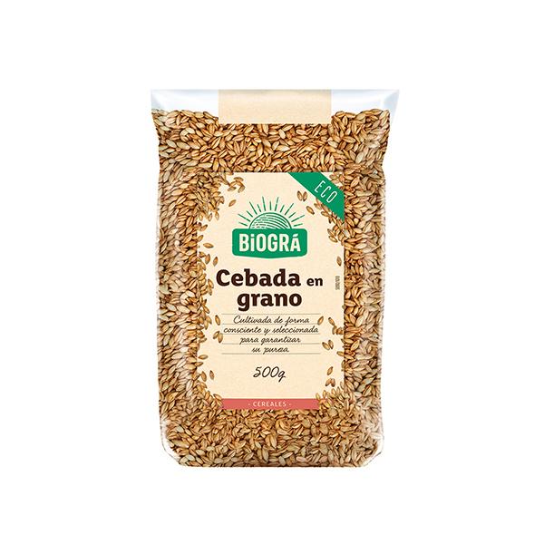 Cebada grano Biográ ECO