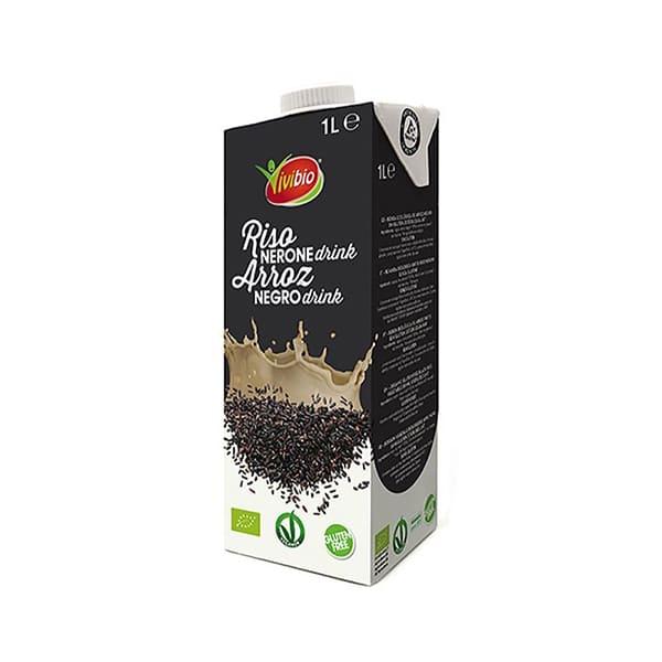 Bebida arroz negro 1l ECO