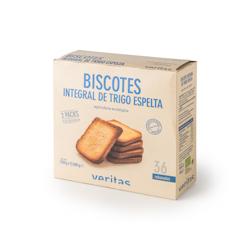 Biscotes Espelta Veritas 300Gr