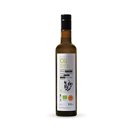 Aceite oliva vir. extra arbequina 500ml ECO