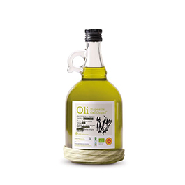 Aceite oliva vir. extra arbequina 1l