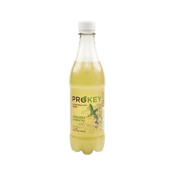 Kéfir agua menta/jengibre 500ml ECO
