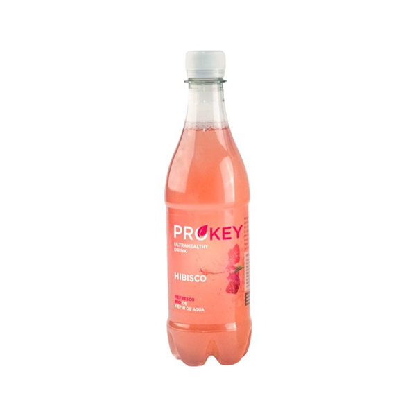 Kéfir de agua hibisco 500ml ECO