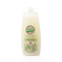 Champú arc/ortiga 400ml ECO