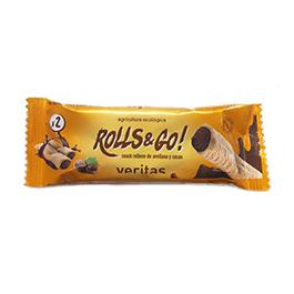 Snack choco/avellana 25g ECO