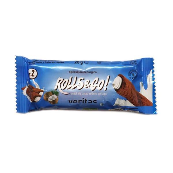 Snack relleno coco 25g