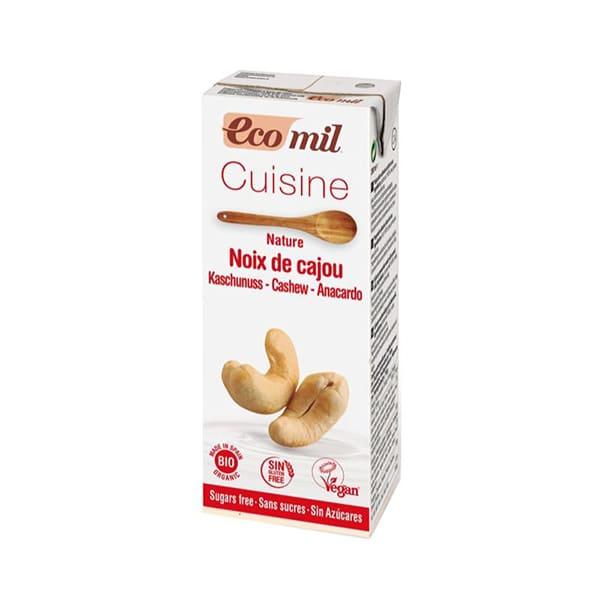 Crema anacardo para cocinar 200ml ECO