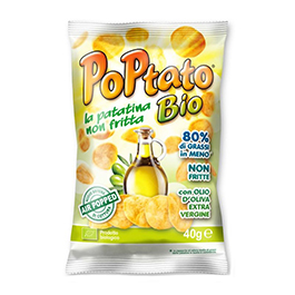 Patatas no fritas 40g