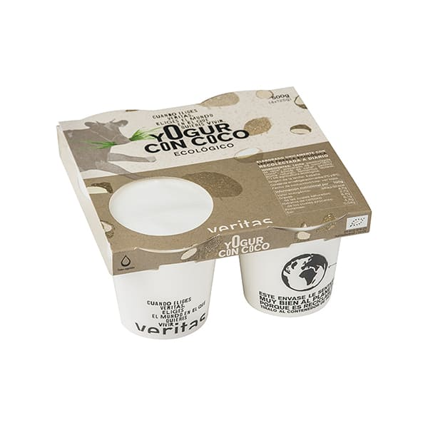 Yogur coco 4x125g ECO