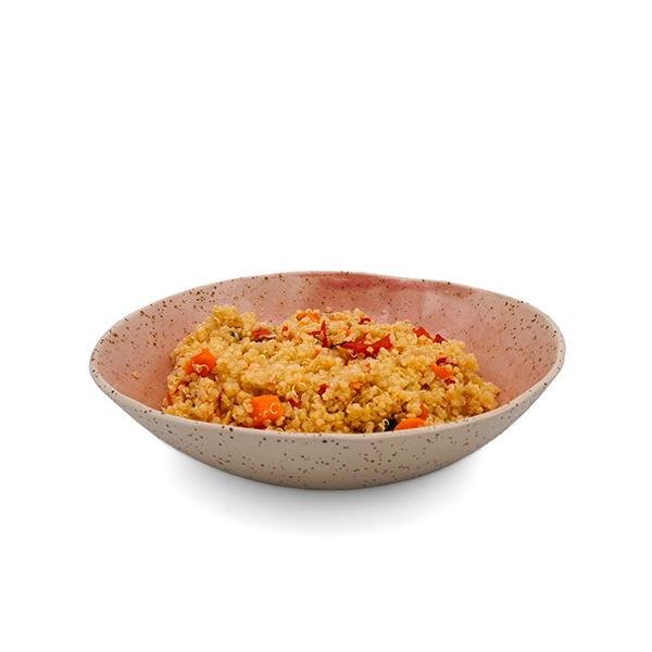 Quinoa con Verduras 250g ECO