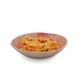 Quinoa con Verduras 220g ECO