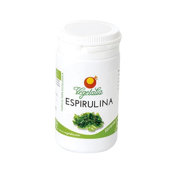 Espirulina 120 comprimidos ECO