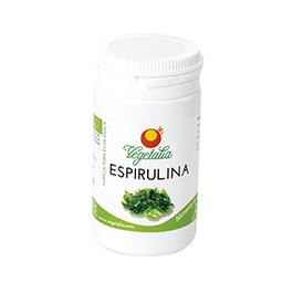 Espirulina Vegetalia 120c ECO