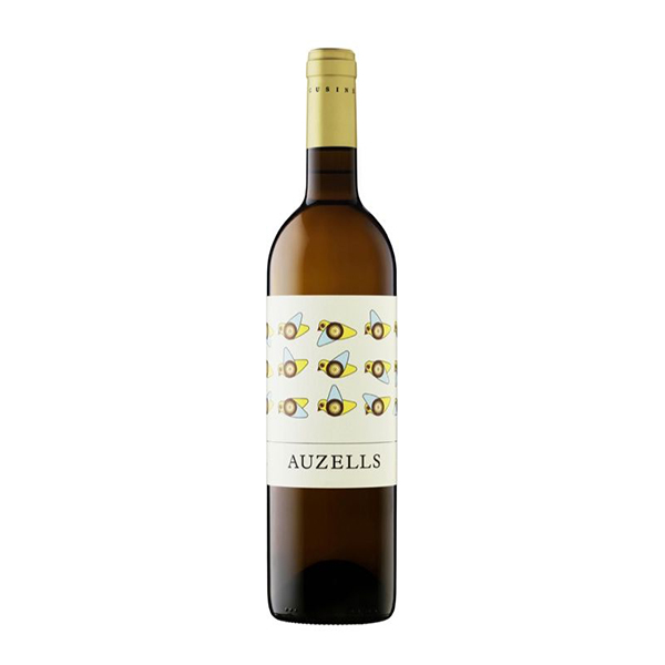 Vino blanco Auzells 75cl ECO