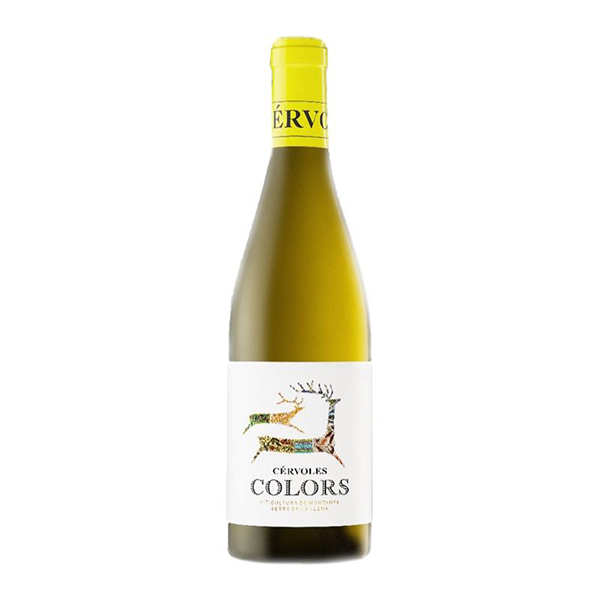 Vino Blanco Cervoles 75cl ECO