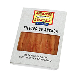 Anchoa Escala 80g ECO