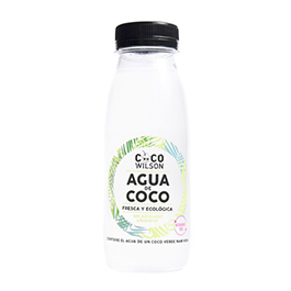 Agua coco C.Wilson 240ml ECO
