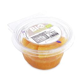 Naranja trozos 150g
