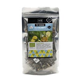 Té verde helado yuzu limón 15b