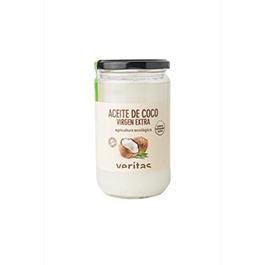 Aceite De Coco Virgen Veritas 500Ml
