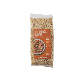 Mix Quinoa Bulgur Precuit Veritas 250g ECO