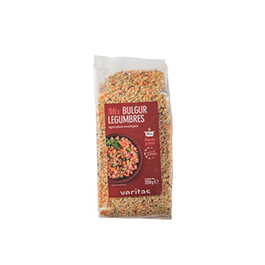 Mix Bulgur Llegums Preco 250g ECO