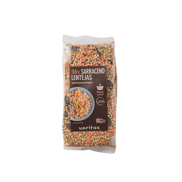 Mix Sarraceno/Lent Prec. 250g ECO