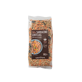 Mix Sarraceno/Lent Prec. 250g ECO