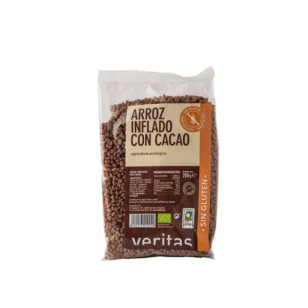Arr hin/cacao s/g Veritas 200g ECO
