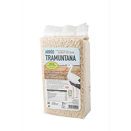 Arroz semilargo integral 1Kg