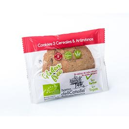 CookieXL cereals/arándanos 40g ECO
