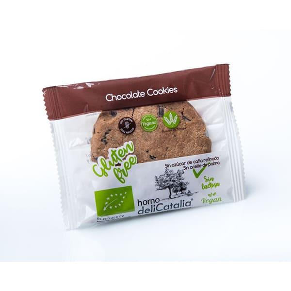 CookieXL chips choco Deli 40g ECO