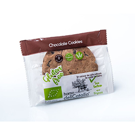 CookieXL chips choco Deli 40g ECO