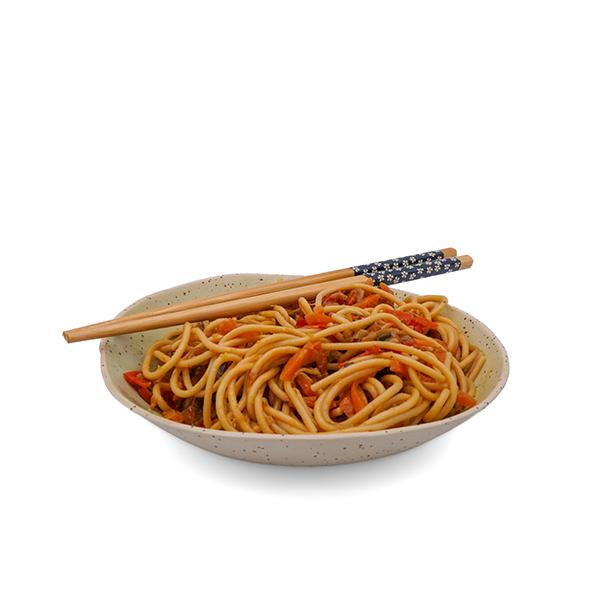 Pasta Wok c/verduras 250g ECO