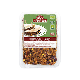 Chili Natursoy 250gr ECO