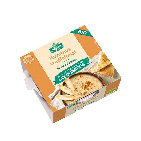 Hummus Sorribas 240g ECO