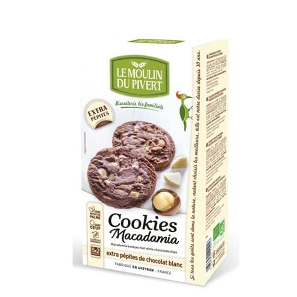 Cookies Macadamia 175g ECO