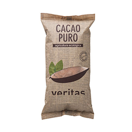 Cacao en pols Pur 100% 250g ECO