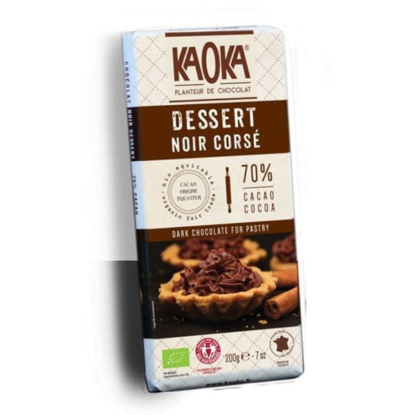 Chocolate para Postres 70% 200g ECO