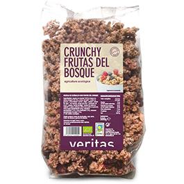 Crunchy frutas del bosque 500g