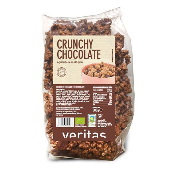 Crunchy chocolate 500g