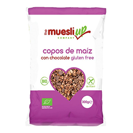 Copos maiz choco s/g 300g