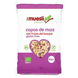 Copos maiz f.bosque s/g 250g