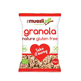 Granola Take Away s/g 40g